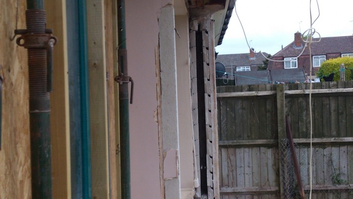 Cornish concrete removed - Cornish concrete removed