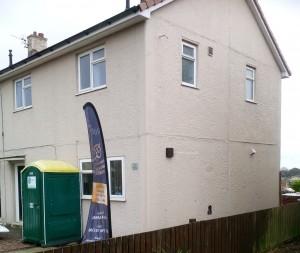 PRC repairs Swindon